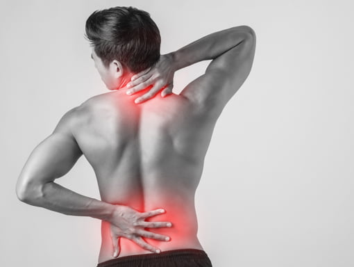 Chiropractic treatment for lower back and neck pain